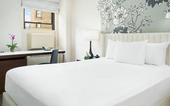 Stewart Hotel New York 4*