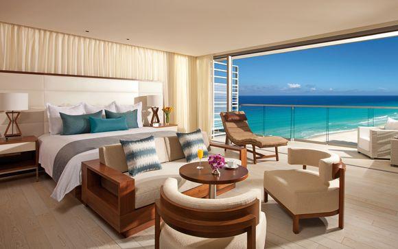 Secrets The Vine Cancun 5* with Optional Yucatan Tour