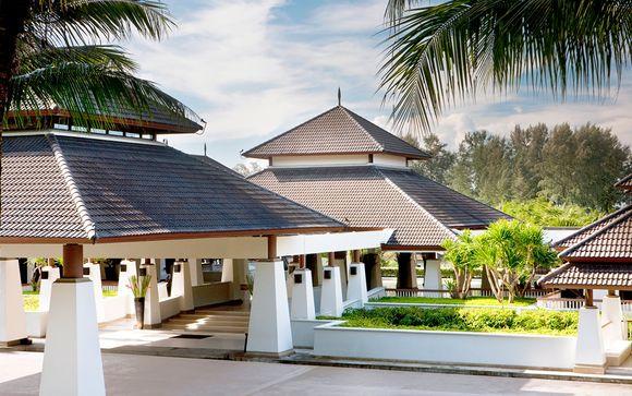 Krabi - Dusit Thani Krabi Beach Resort 5*