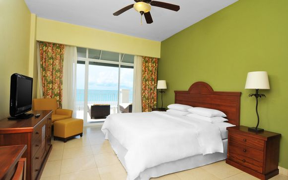 Sheraton Bijao Beach Resort 4*