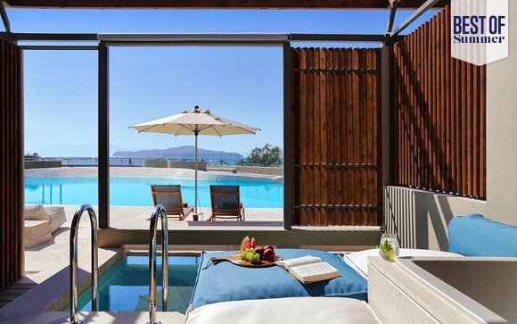 Adults Only Stay in a Private Plunge Pool Room