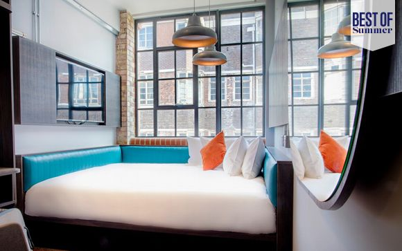 79-Room Boutique in Trendy East London
