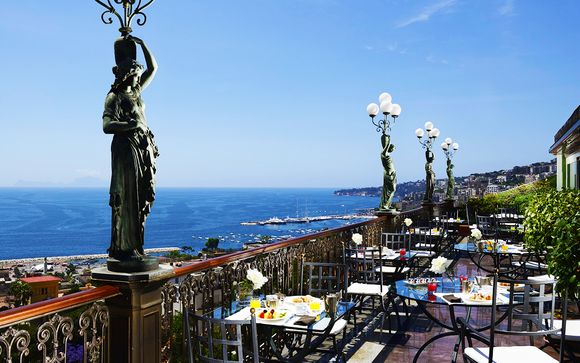 Stunning Sea Views in Naples and Ischia