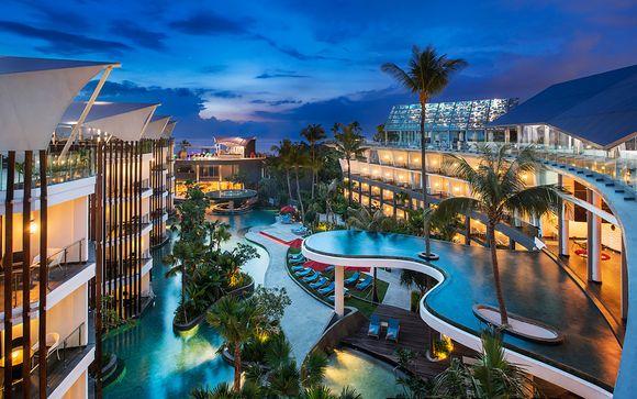 Le Méridien Bali Jimbaran 5*