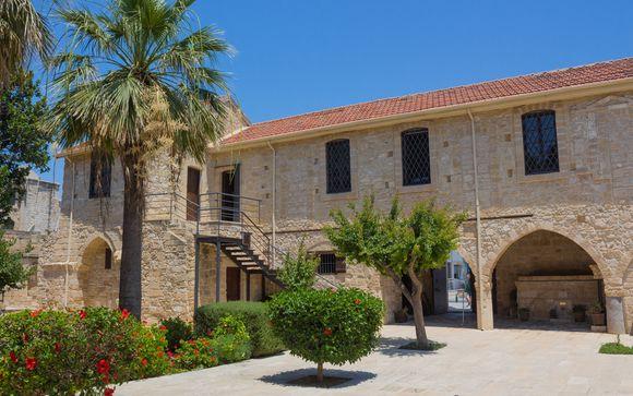 E Hotel Spa Resort 4 Larnaca Up To 70 Voyage Prive