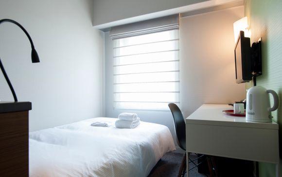Option 1: 3* Hotels