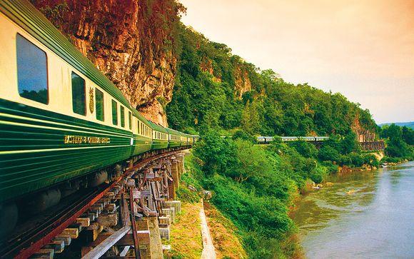 Singapore Eastern & Oriental Express, Bangkok & Hua Hin 5*