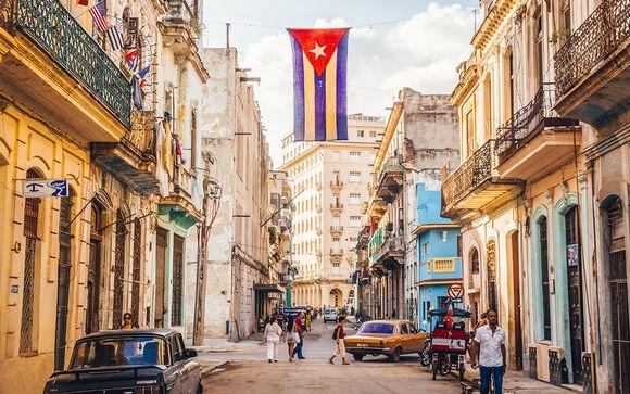 Cuba City Tour & Melia Cayo Santa Maria 5*