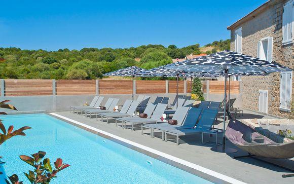 Hotel Le Golfe Piscine and Spa Casanera 4*