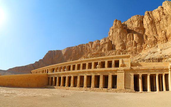 Nile Cruise & Desert Rose Resort 5*