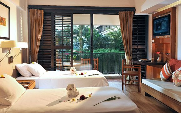 Banthai Beach Resort & Spa 4*