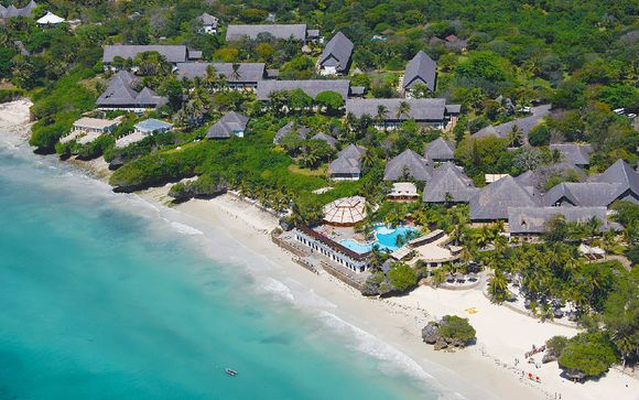 Leopard Beach Resort & Spa 4* with Safari