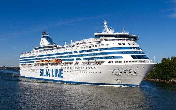 Overnight Ferry by Tallink Silja