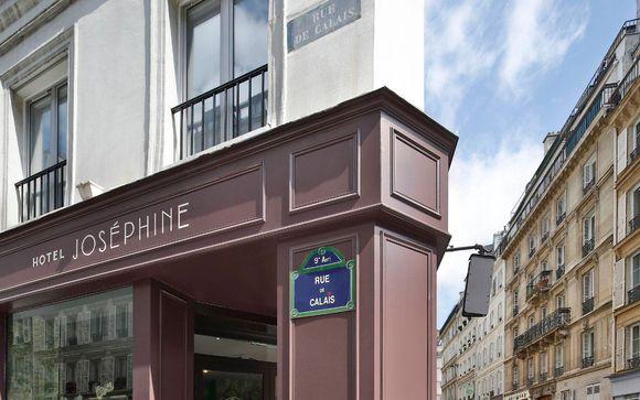 Hotel Josephine 4*