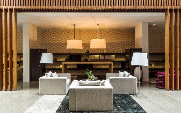 Inspira Santa Marta Hotel 4*