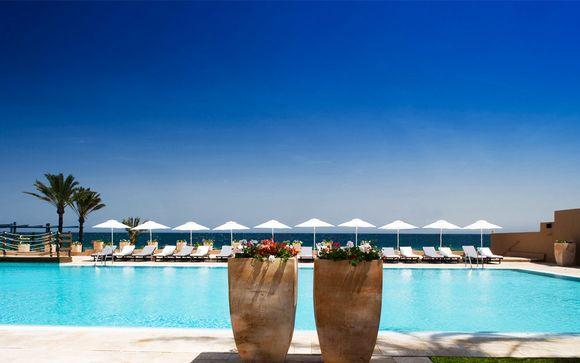 Beachfront Resort Close to Super Yacht Marina