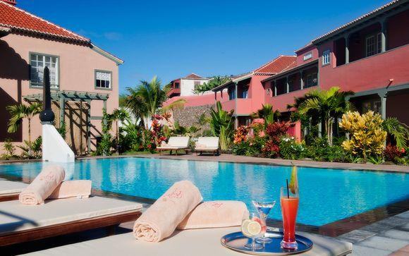 Hotel Hacienda de Abajo 5*