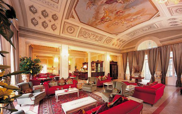 Hotel Bagni di Pisa 5*