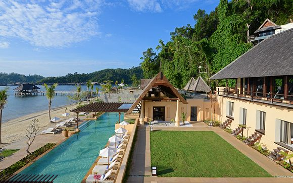 Gaya Island Resort 5*