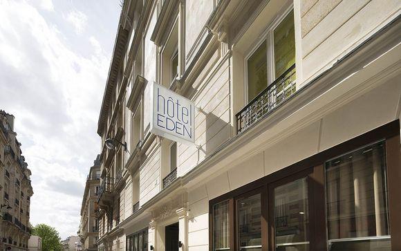 Hotel Eden Paris 4*