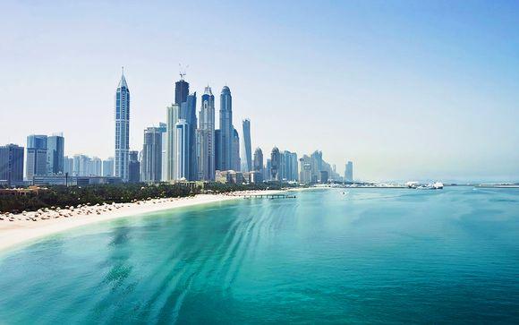Hilton Garden Inn Mall of Emirates & Radisson Blu Yas Island Abu Dhabi 4*