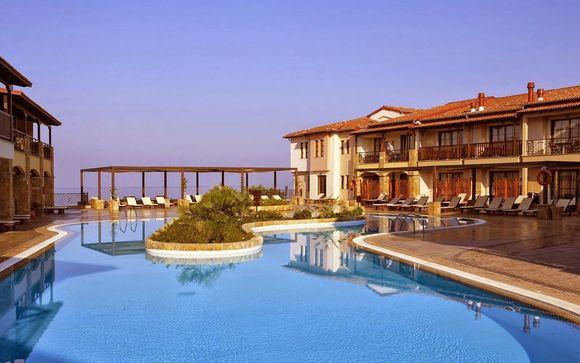 Anthemus Sea Beach Hotel & Spa 5*