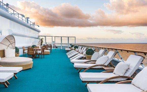 Canary Islands, Madeira & Agadir Cruise