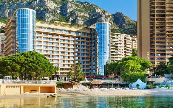 Hotel Le Meridien Beach Plaza 4*