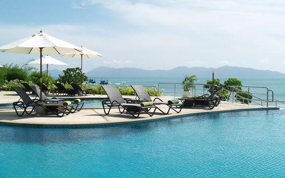 Samui Buri Beach Resort 4*
