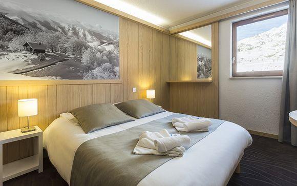 Hotel Club Les Bergers 4*