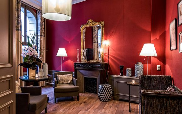 Stylish Retreat in the Heart of the City of Love