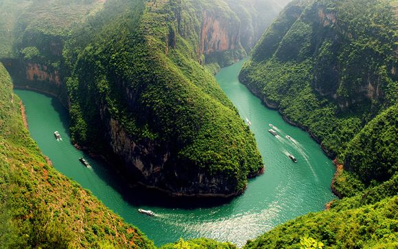 Landscapes and Rivers of China