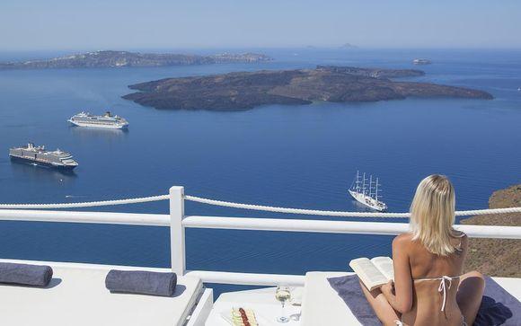 On The Rocks Santorini 4*
