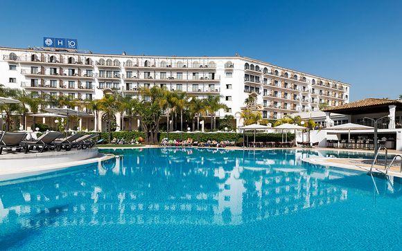 H10 Hotel Andalucia Plaza 4*