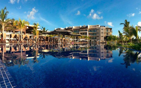 Royalton Riviera Cancun 5* & Optional Yucatan Tour