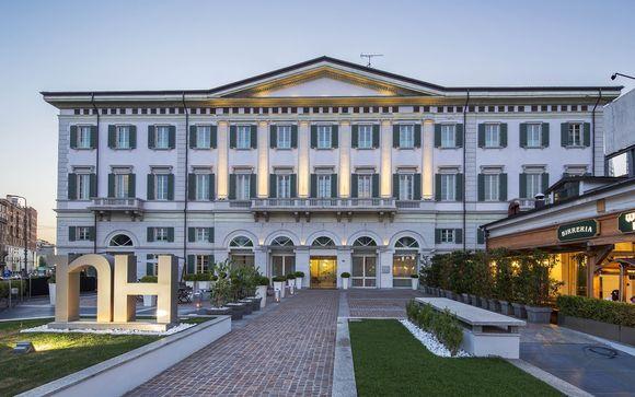 NH Milano Palazzo Moscova 4*