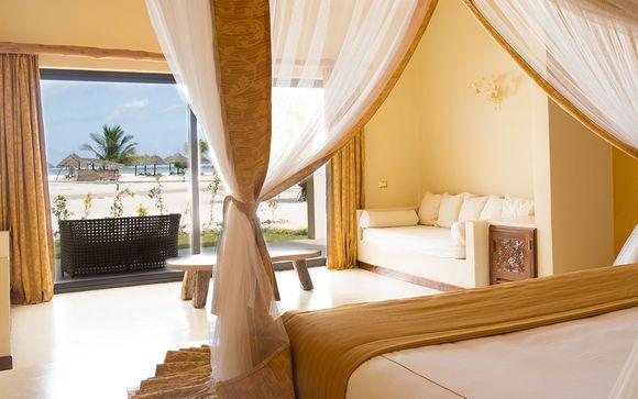 Gold Zanzibar Beach House & Spa 5*