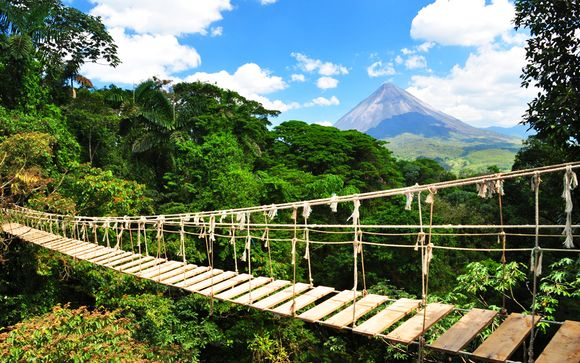 Costa Rica Fly Drive 4*
