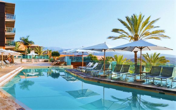 Luxury Collection: Blissful Escape with 2 Golf Courses & Spa