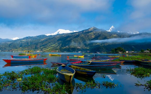 Private Tour of The Essentials of Nepal 3 & 4*