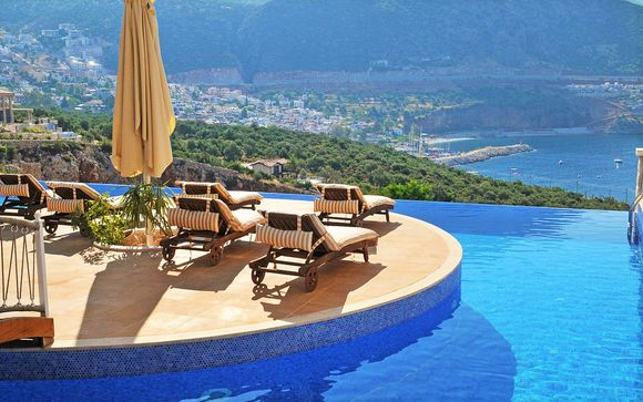 Adults-Only Boutique Resort on the Stunning Lycian Coast