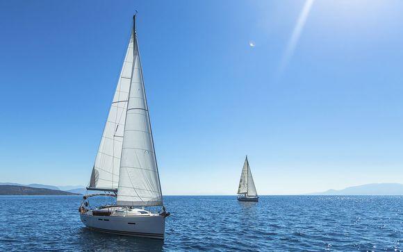 Greek Island Hopping Sailing Adventure
