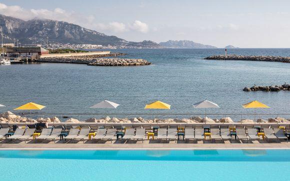 nhow Marseille 4*