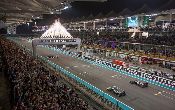 Abu Dhabi F1 Grand Prix, 5* Hotel Stay & Cruise