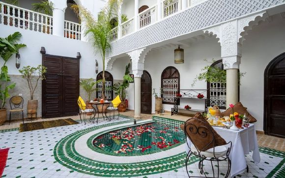 Riad Oriental Glory & Spa