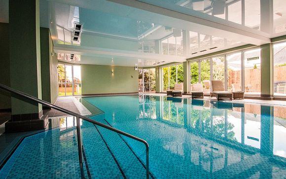 Tewkesbury Park Hotel 4*