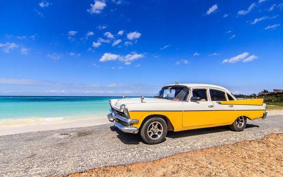 Homestay Havana & Paradisus Los Cayos 5*