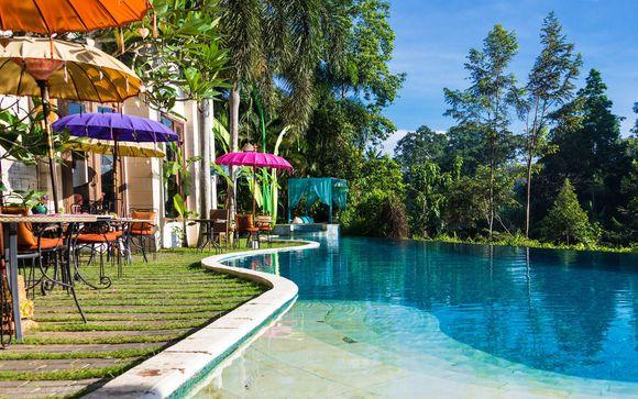 Mansion Ubud 5*, Mahagiri Lembongan 4* & Ayodya Resort Bali 5*