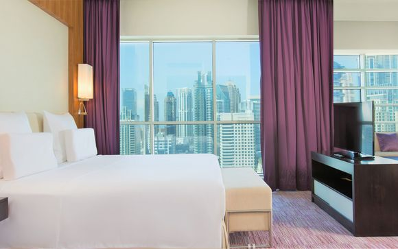 Pullman Jumeirah Lakes Towers 5* with Excursions