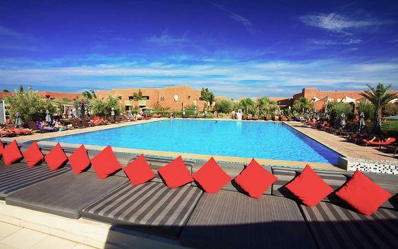 Kenzi Club Agdal Medina Hotel 5*
